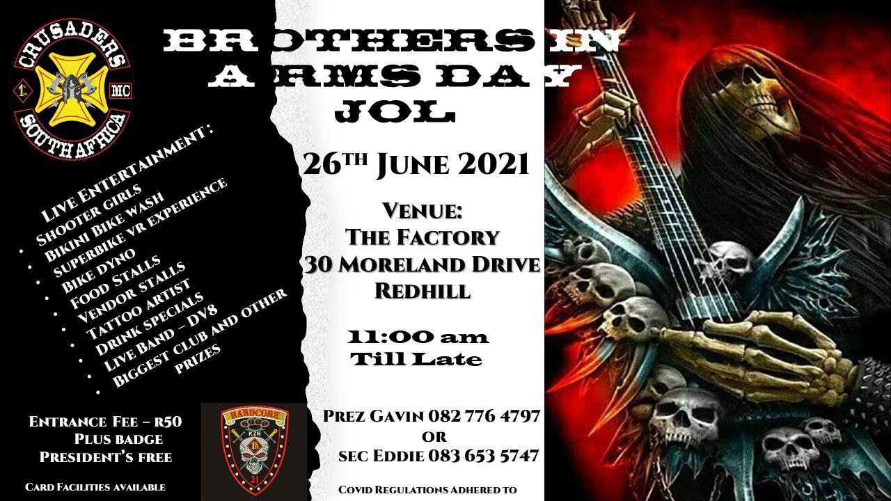 Brothers in Arms Jol 26 Jun